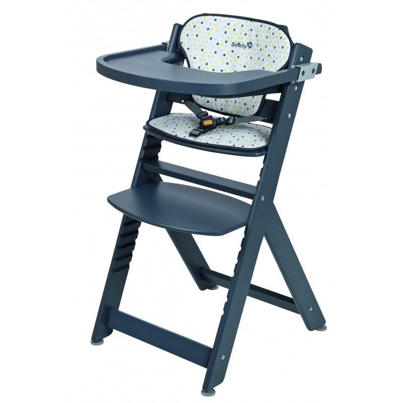 La chaise haute évolutive